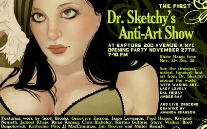 Anti-Art Show nov 07